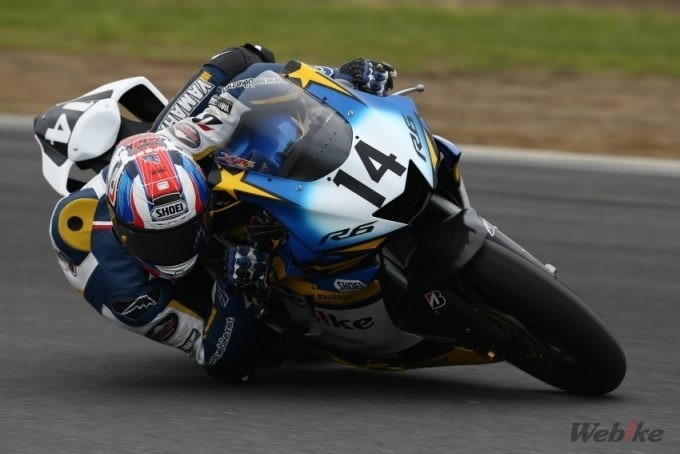 [Webike Team Norick Yamaha] All Japan Road Racing Championship Round 4