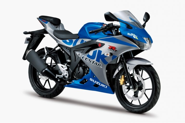 Warna Ulang Tahun ke-100 SUZUKI! GSX-R125 daripada MotoGP GSX-RR Motif Kini Dilancarkan!