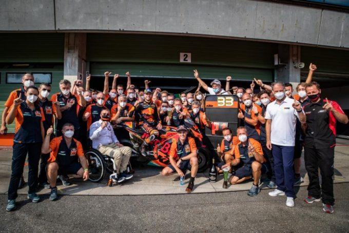 Apakah Kekuatan Rahsia Kejayaan KTM dalam MotoGP? | Bahagian 1