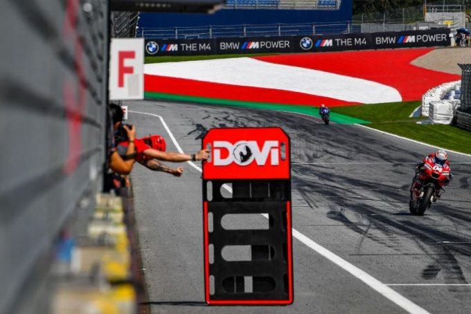 Membuang Larangan Komunikasi Tanpa Wayar di MotoGP!