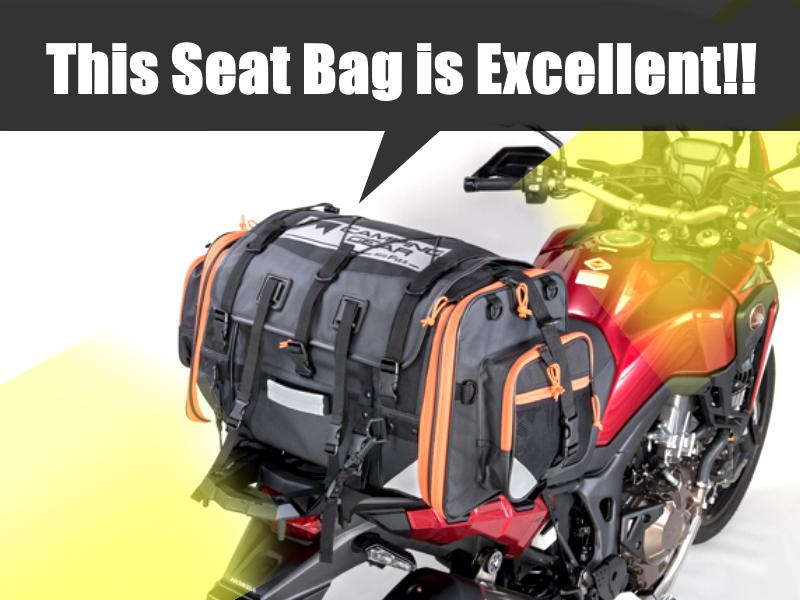 11 Beg Tempat duduk Motosikal Paling Popular