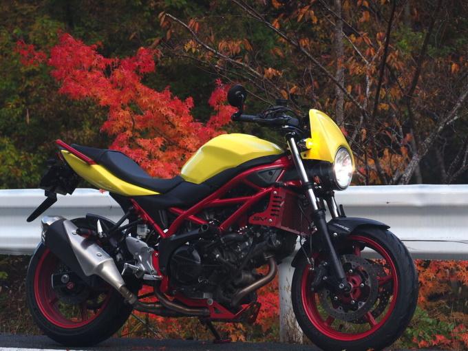 Mengesyorkan Top 5 Naked Bike, saiz enjin 650 cc atau lebih yang akan memuaskan penunggang Japan
