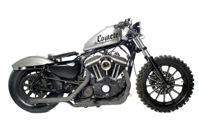 Harley Davidson Iron 1200 Custom Comete Lumberjack Sportster